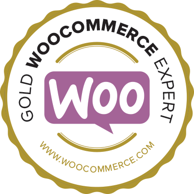 Inpsyde is verified Gold WooCommerce Expert.