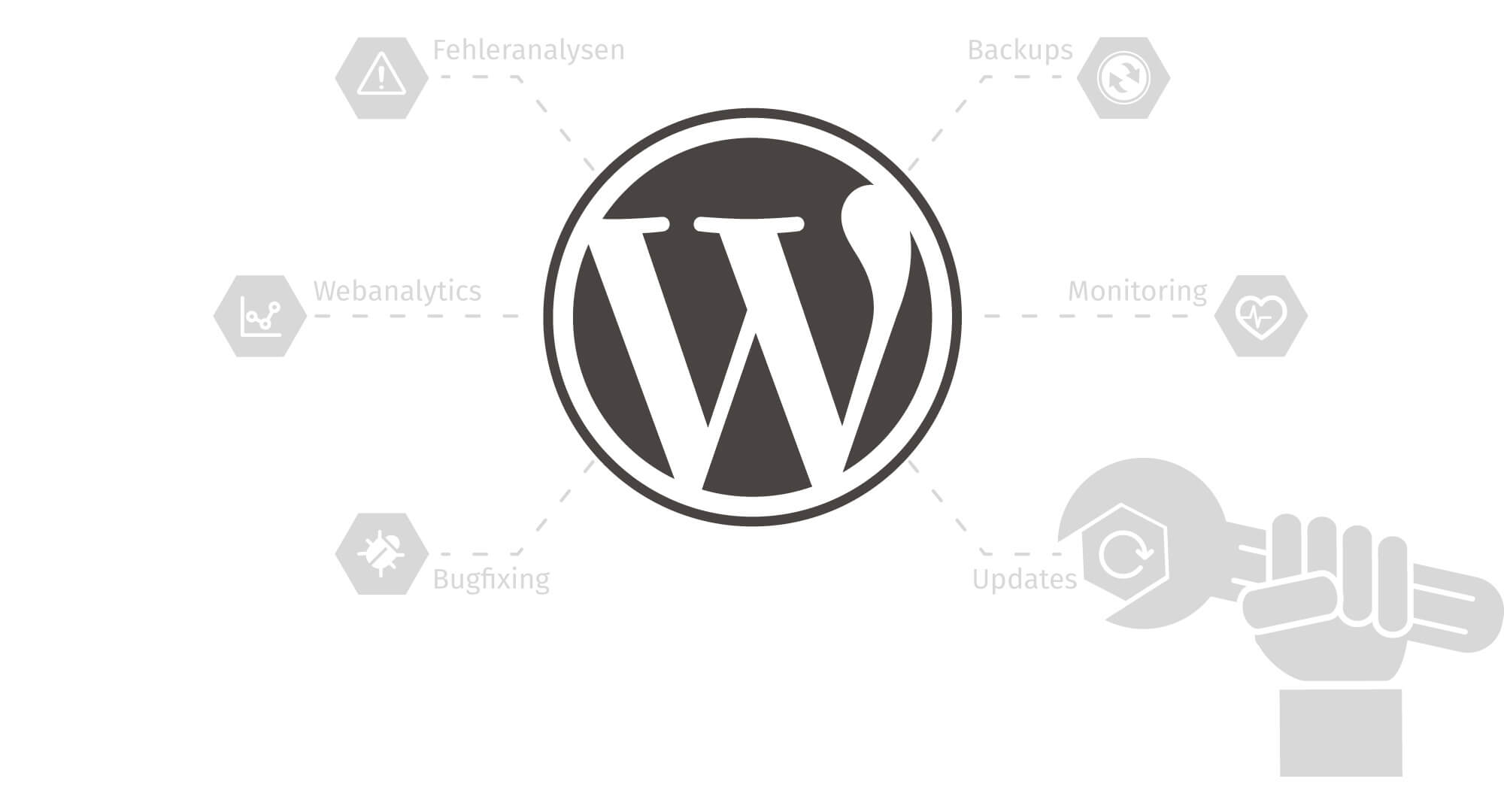 professional WordPress maintenance and professional website maintenance