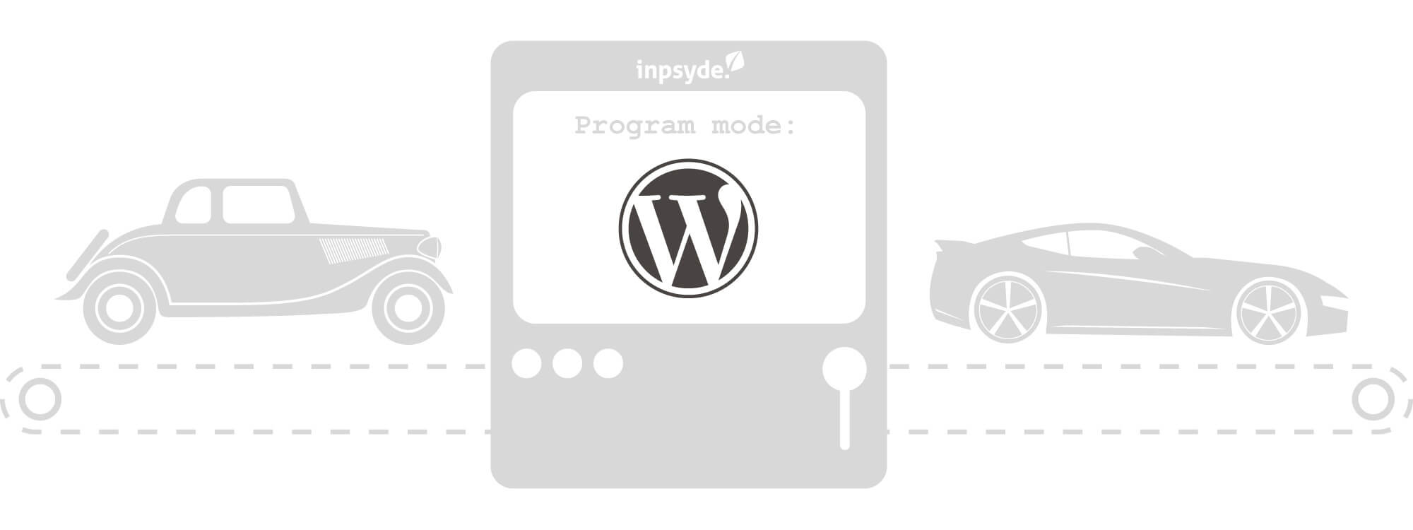 The web agency Inpsyde offers the professional WordPress relaunch of your website.
