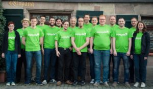 WordPress service made by professional WordPress agency Inpsyde. Wordcamp Nuremburg 2016 Inpsyde team.