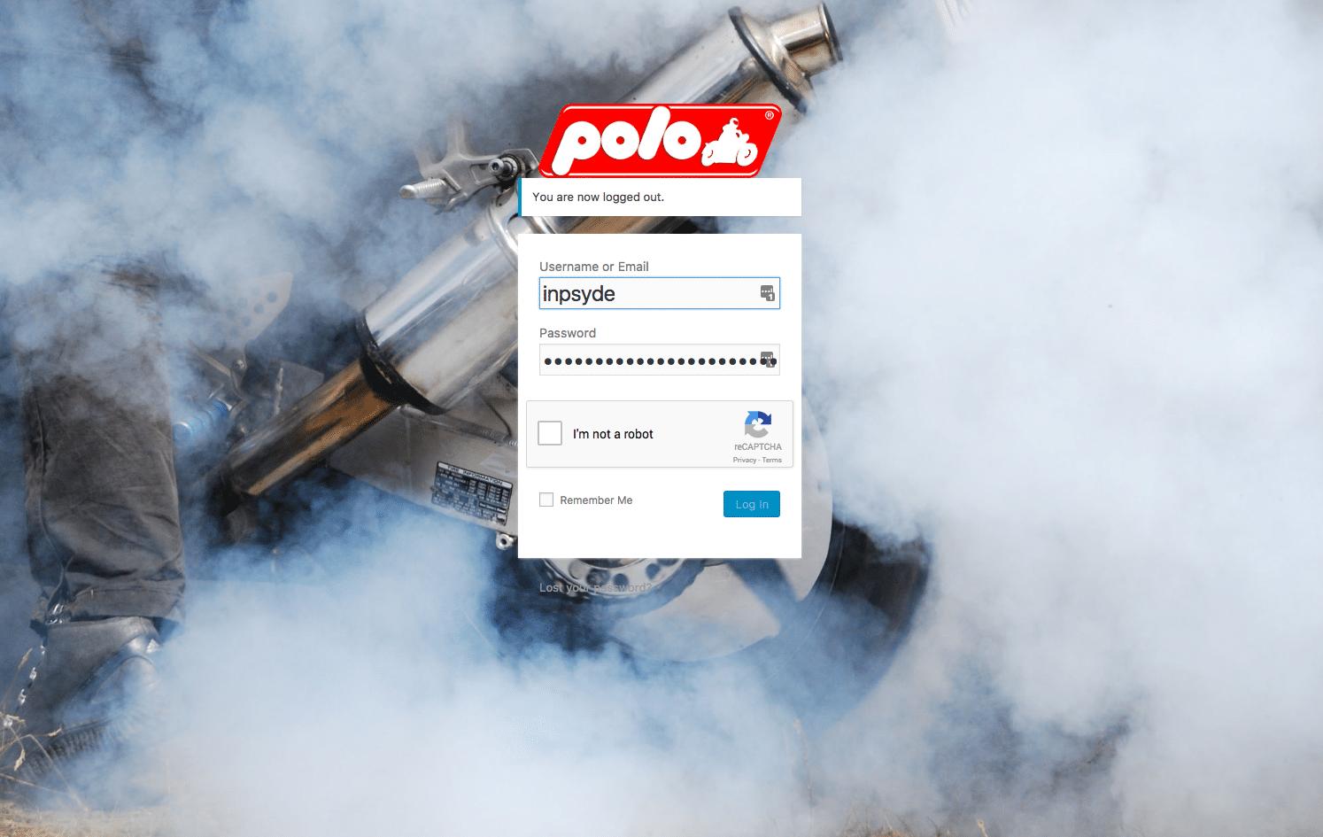 Webprojekt passwortgeschütztes Portal, durchgeführt von der WordPress Agentur Inpsyde.