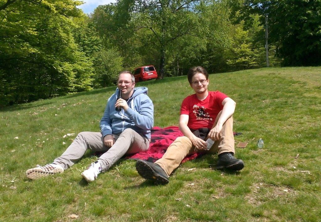 Inpsyde Teamtreffen in Eisenach