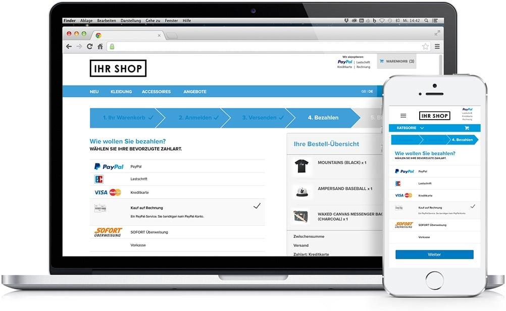 So funktioniert das offizielle PayPal Plus Plugin für WooCommerce