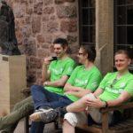 Teamtreffen von Inpsyde, der Remote Agentur