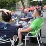 WordCamp Europe Paris Review. Meeting von Inpsyde und WPengine