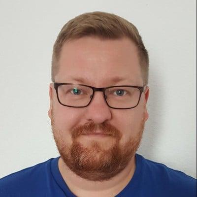 Inpsyde Projektmanager Sebastian Pajor leitet Team 4.