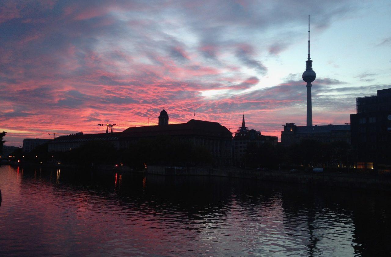 WordPress Entwickler Willem Prins lebt in Berlin.