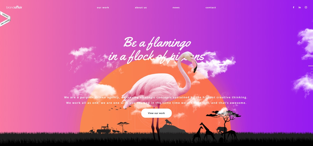 Web Designtrends 2019 realism und flat elements