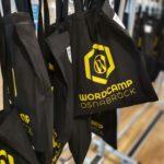 WordCamp Osnabrueck 2019 Taschen