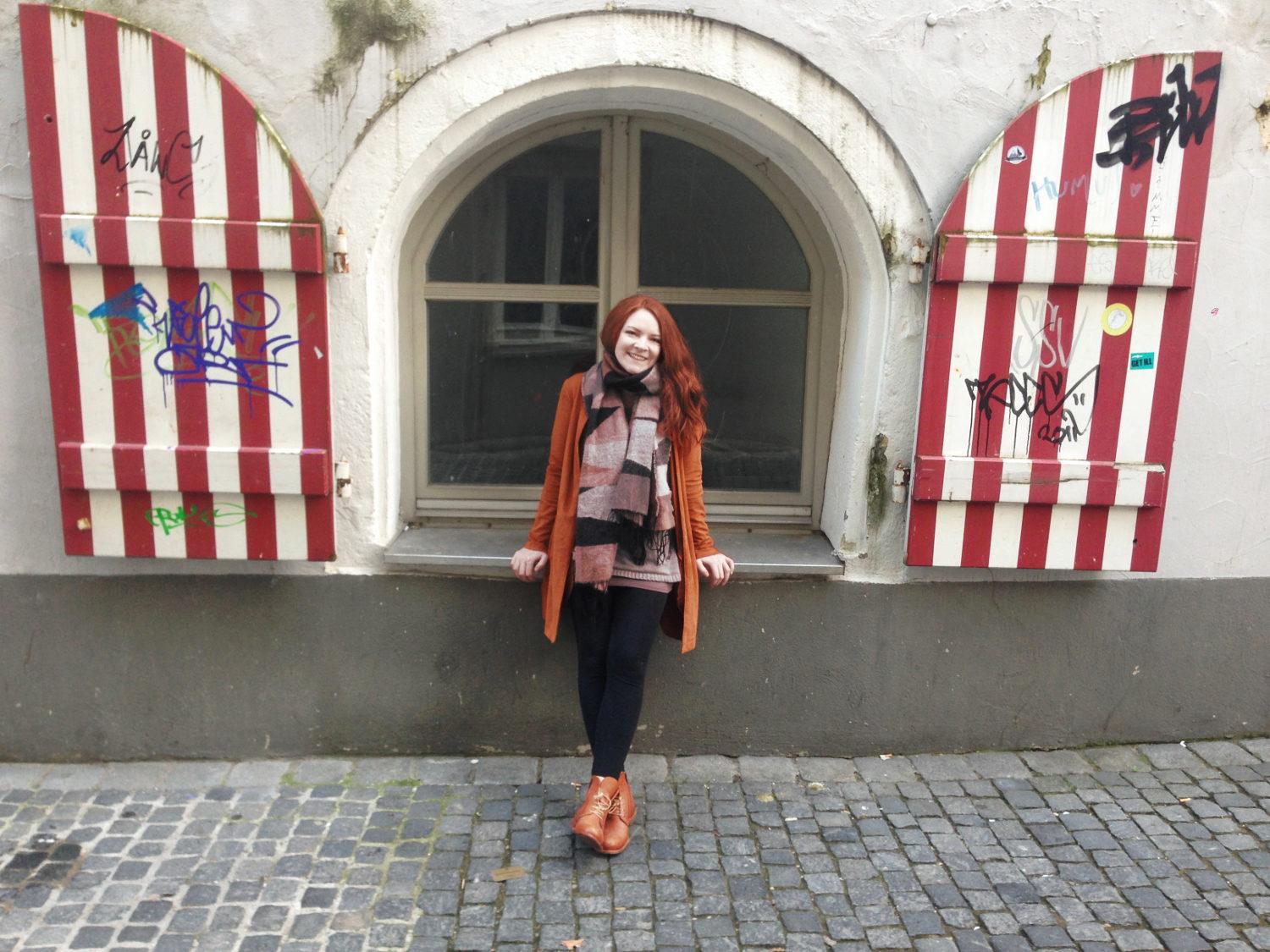 Inpsyde Content Marketing Managerin Sabine Polegek liebt es, neue Orte zu entdecken.