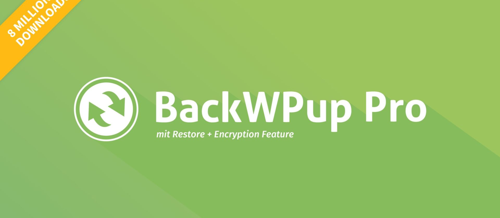 BackWPup feiert 8 Millionen Downloads