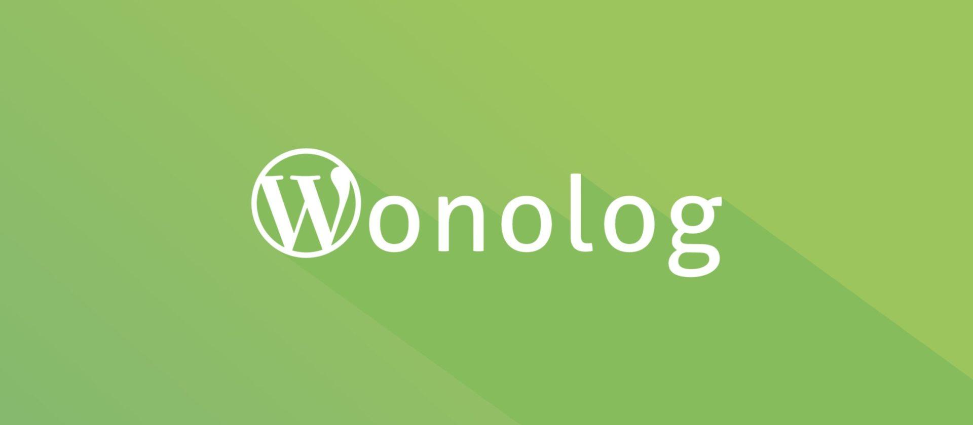 Wonolog Logo