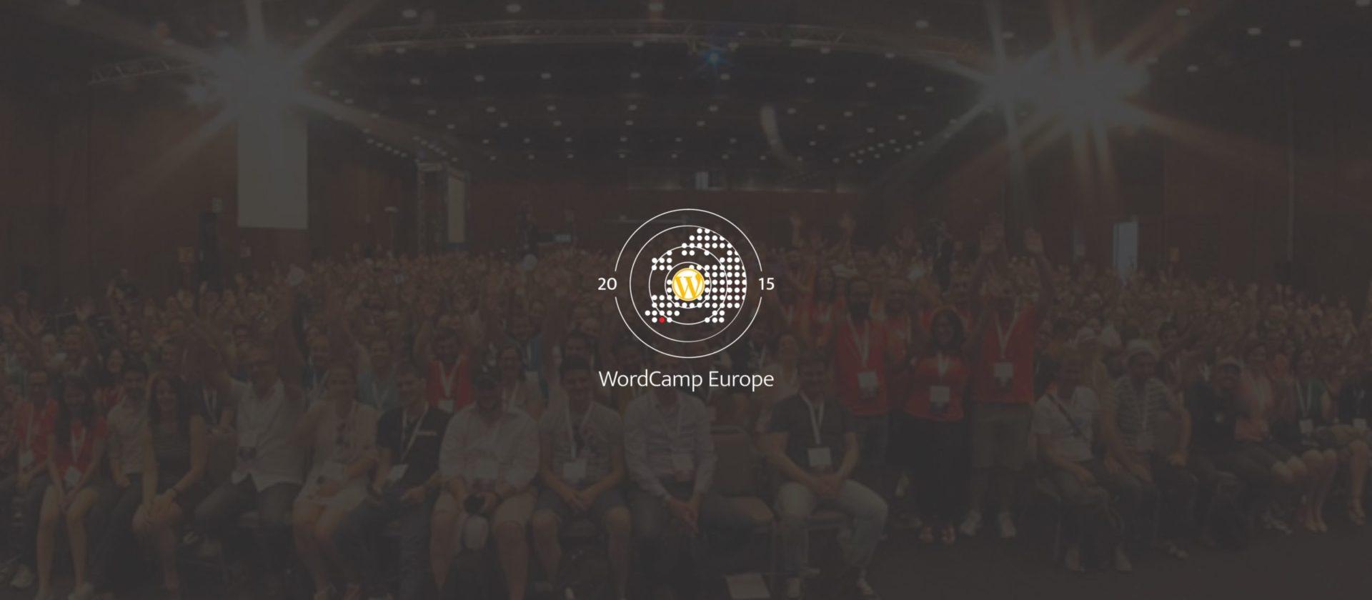 WordCamp Europ 2015 in Sevilla