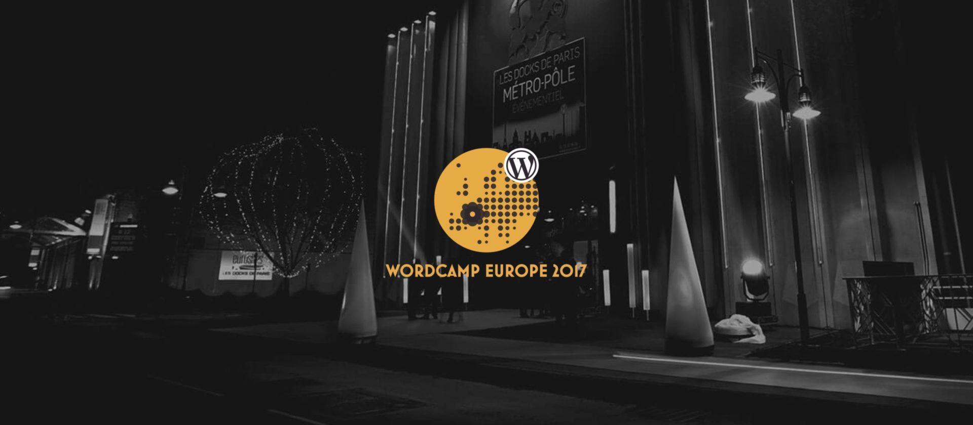 WordCamp Europe 2017 in Paris