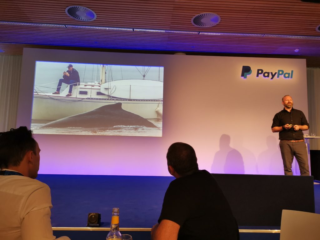 At the PayPal Partner Event 2019 it was all about progress and digitalization