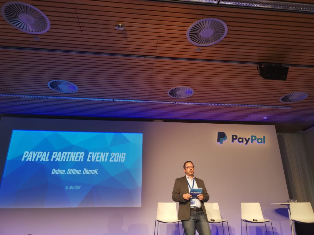The PayPal Partner Event 2019 was a full success!