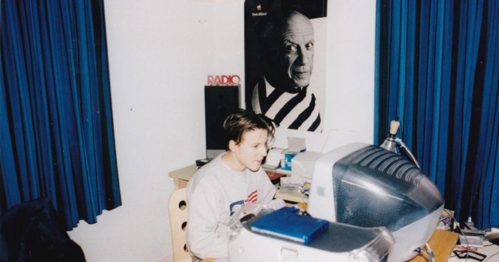 Der junge Adriaan Mol, Mollie-Gründer