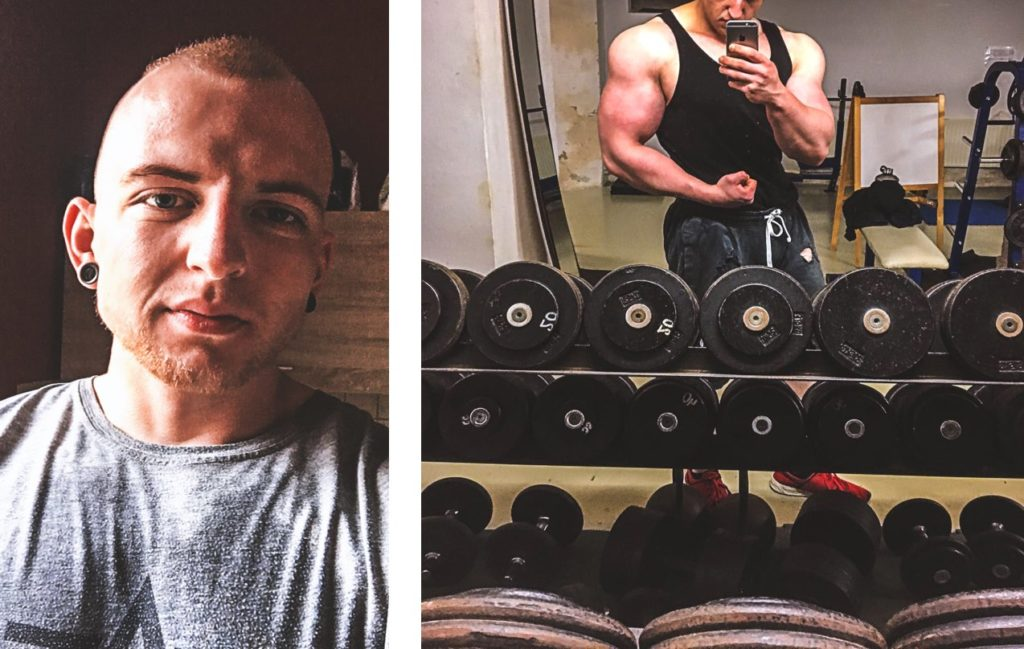 WordPress Engineer Brian Schäffner is an enthusiastic bodybuilder
