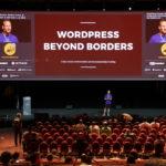 WordCamp Europe Paris Review. Introducing Petya into her talk