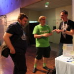 WordCamp Europe Paris Review. Inpsyder Robert networking