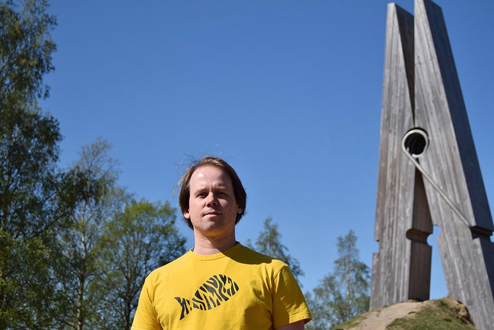 WordPress Developer Cristiano Baptista works at Inpsyde.