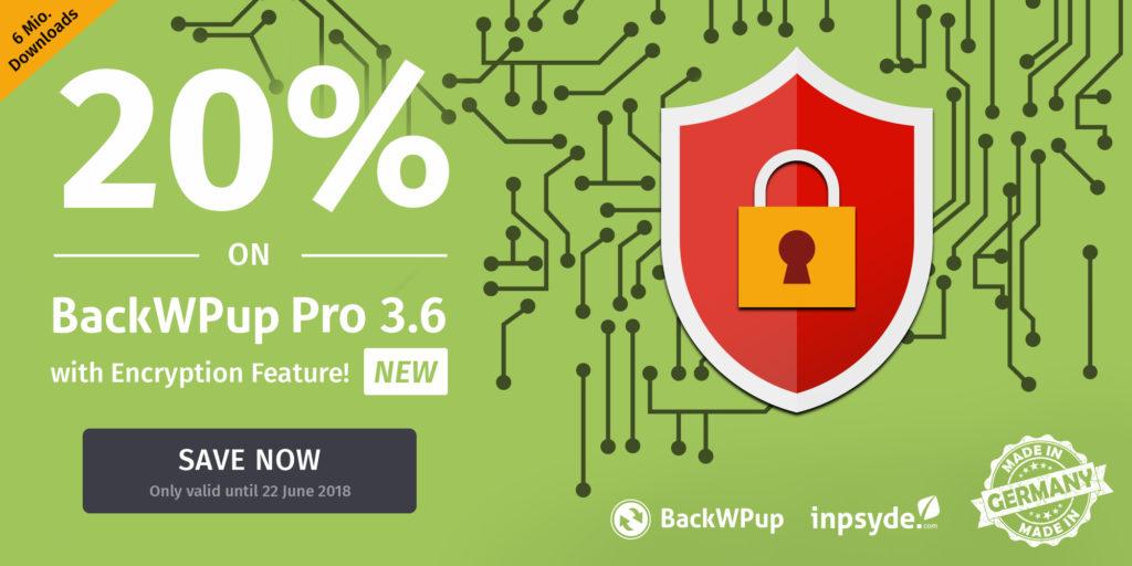 make a backup plugin gdpr compiant - BackWPup PRO