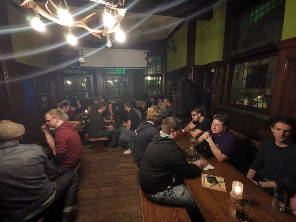 WordCamp Osnabrueck 2019 Warm-Up Party