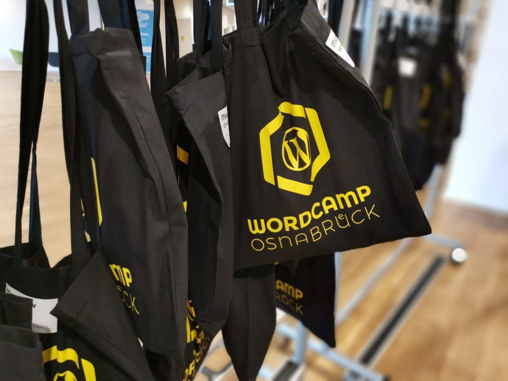 WordCamp Osnabrueck 2019 Bags