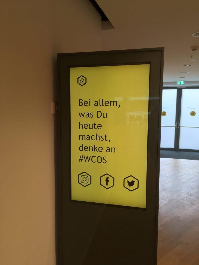 Think of WordCamp Osnabrueck 2019