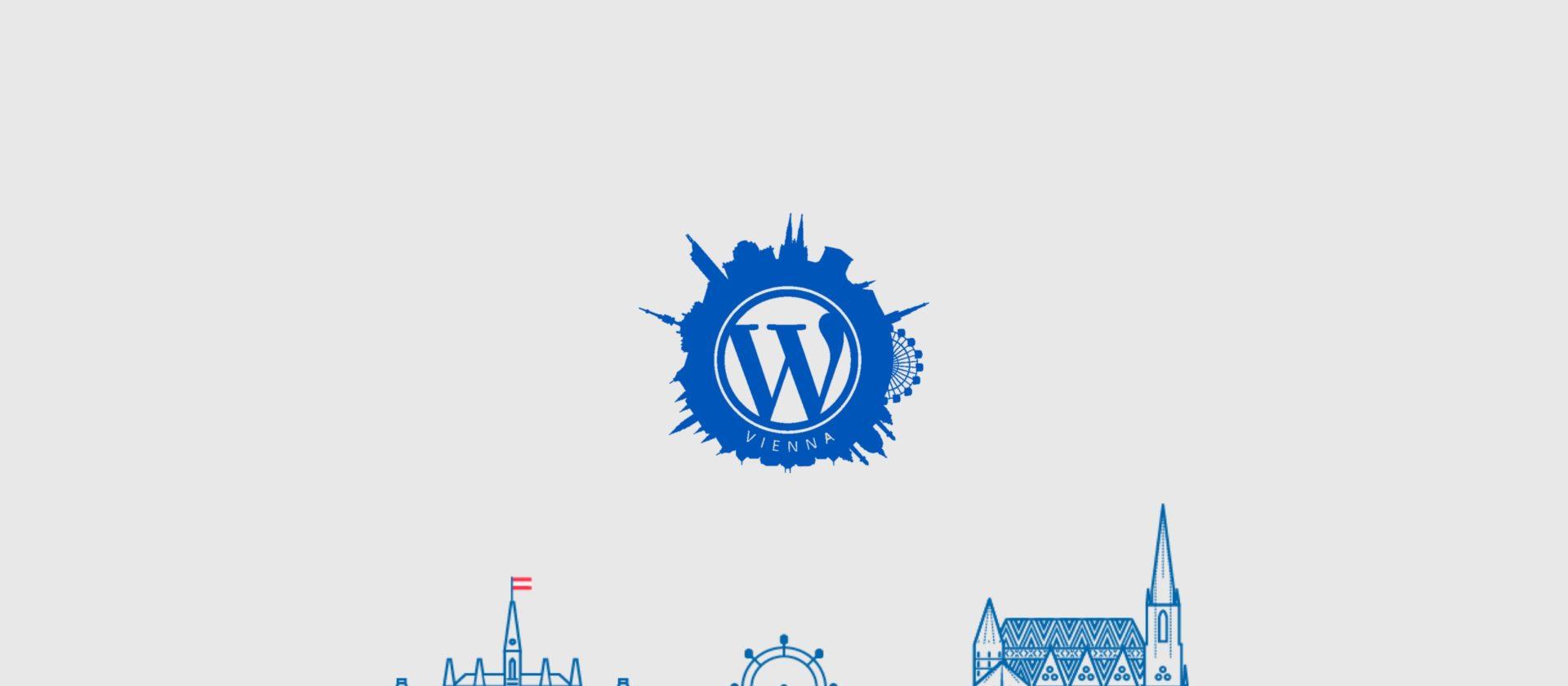 WordPress WordCamp Wien 2017 logo