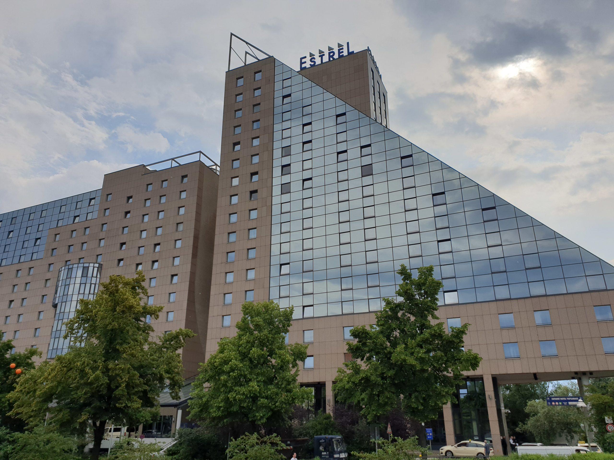 Estrel Berlin Building