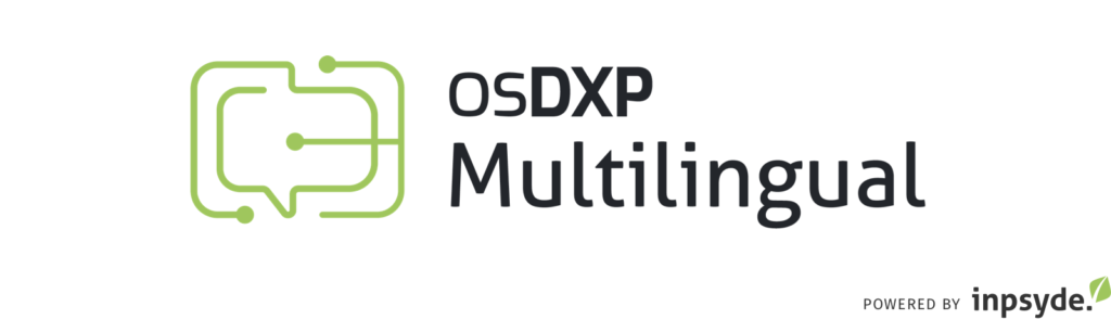 osDXP Multilingual by Inpsyde