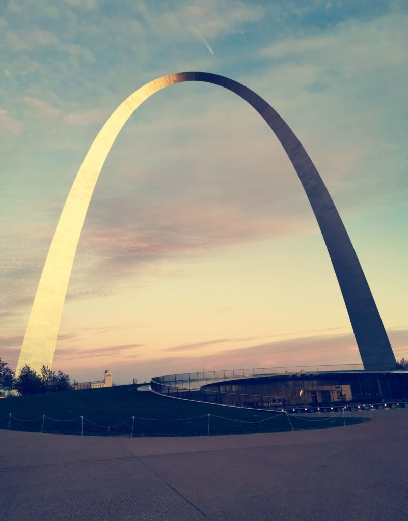 WordCamp US 2019 St. Louis Gateway Arch