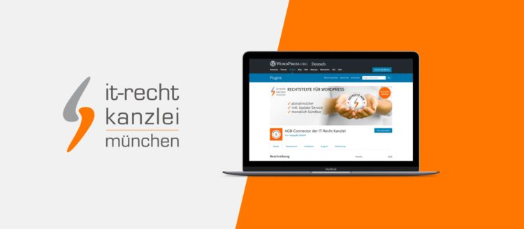Legally compliant web texts with IT-Recht Kanzlei
